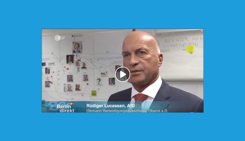 Rüdiger Lucassen im ZDF