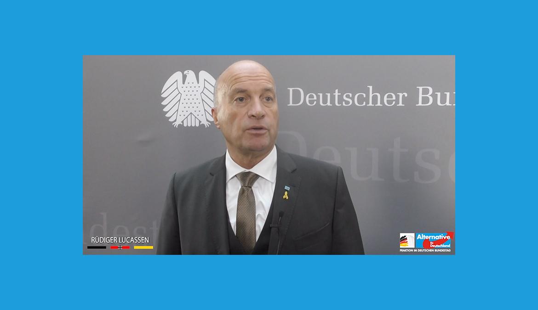"""1. Sitzung Untersuchungsausschuss """"von der Leyen""""."""