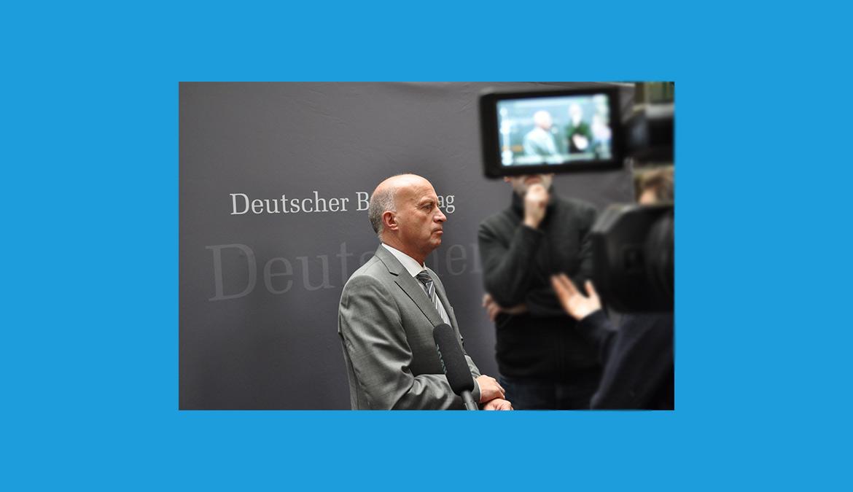 """3. Sitzung des Untersuchungsausschusses """"von der Leyen""""."""