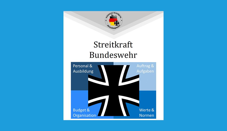 """Konzeption """"Streitkraft Bundeswehr"""""""