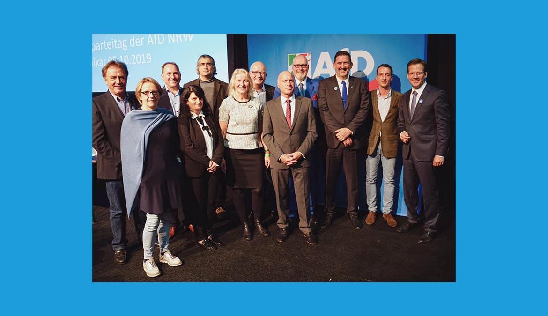 +++ Konstituierende Sitzung des neuen Landesvorstands am 08.10.2019 +++