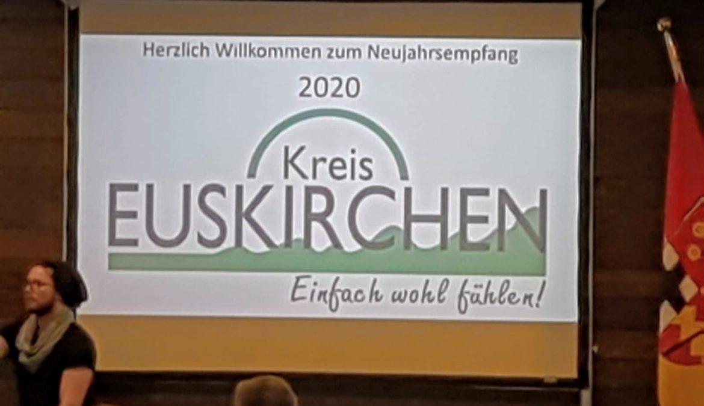 Neujahrsempfang des Kreis' Euskirchen in Kreishaus