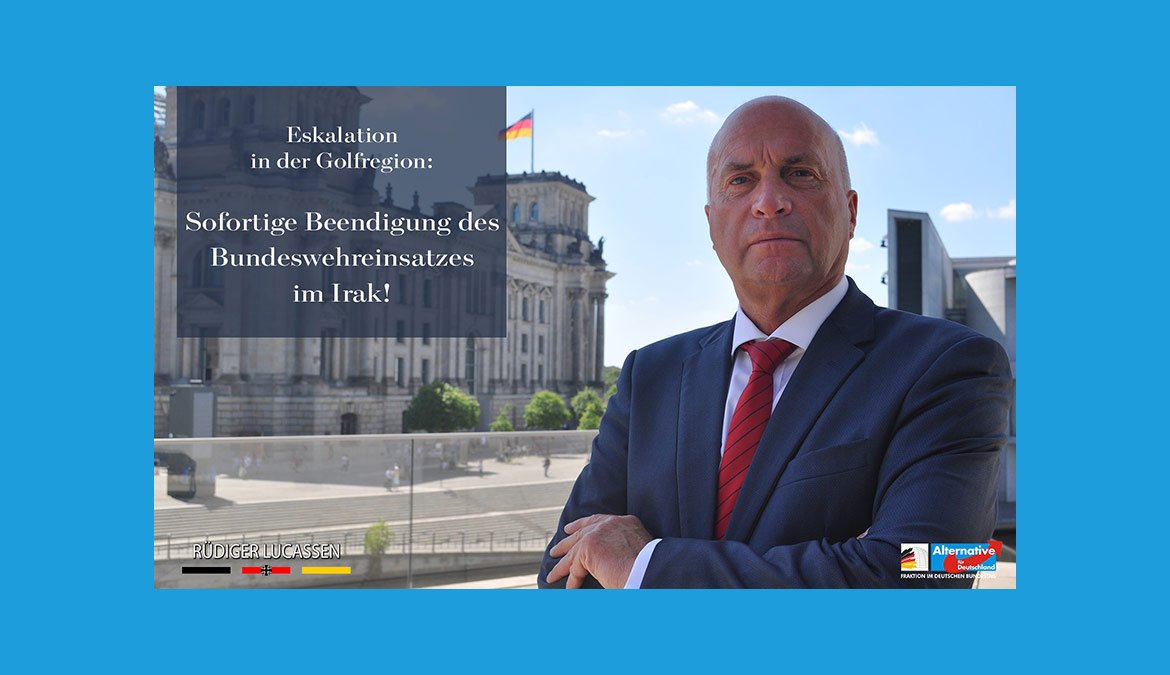 Eskalation in der Golfregion