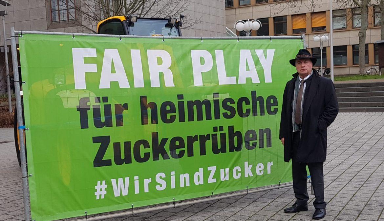 """""""Fair Play für heimische Zuckerrüben"""""""