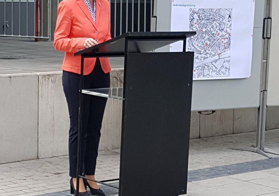 +++ Förderung der Stadtentwicklung in Euskirchen +++