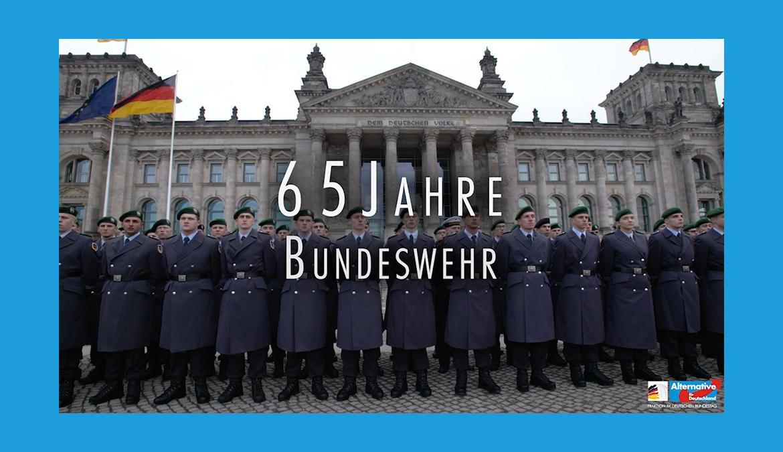 +++ 65 Jahre Bundeswehr – Herzlichen Glückwunsch! +++