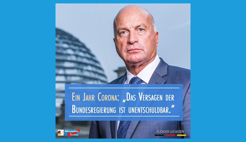+++ Bilanz nach einem Jahr Covid-19 in Deutschland +++